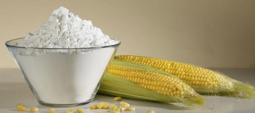 Polymère naturel de fibre de lin et de résine à base d'amidon de maïs